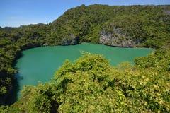 Angthong national marine park Stock Images