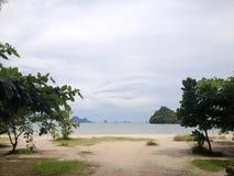 angthong park narodowy denny Thailand widok Obrazy Royalty Free