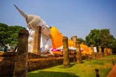 Angthong Tailandia di Watkhuninthapramul fotografia stock libera da diritti