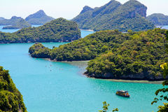 angtong海岛 库存照片
