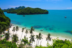 Angtong Island royalty free stock images
