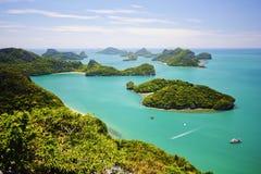 angtong wyspa Obrazy Royalty Free