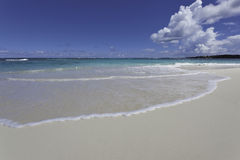 Anguilla Beach Stock Images