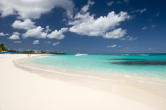 Anguilla, British overseas territory in the Caribbean Royalty Free Stock Image