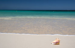 Anguilla, Caribbean sea Stock Images