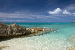 Anguilla-Insel, karibisch lizenzfreie stockfotografie