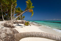 Anguilla island, Caribbean Royalty Free Stock Photography