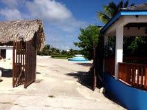 Anguilla klubba Royaltyfri Fotografi