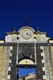 Anguillara główna brama Zdjęcie Royalty Free