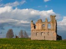 Anguillara ruiny zdjęcie royalty free