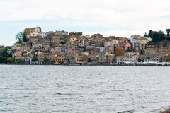 Anguillara Sabazia Royalty Free Stock Photo
