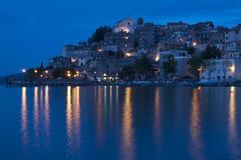 Anguillara Sabazia Royalty Free Stock Photography