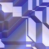 Angular geometric abstract Stock Photos
