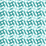 Angular geometric seamless pattern. Optical angular background with shadows. Seamless tile Stock Photography