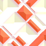 Angular geometric shapes Royalty Free Stock Photos