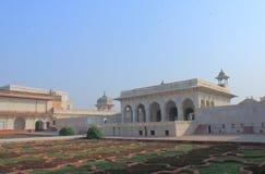 Anguri Bagh Agra fortu dziejowa architektura Agra India Obrazy Stock