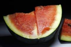 Anguria dolce su fondo leggero fotografia stock
