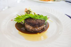 Angus beef filet mignon Royalty Free Stock Image