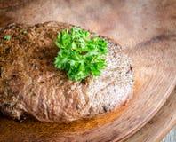 Angus Beef Steak Στοκ Φωτογραφίες