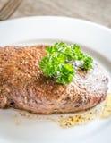 Angus Beef Steak Στοκ φωτογραφία με δικαίωμα ελεύθερης χρήσης