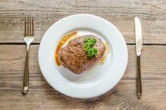 Angus Beef Steak Royalty Free Stock Photo