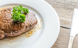 Angus Beef Steak Stock Image