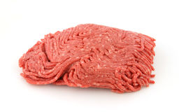 Angus ground beef Royalty Free Stock Images