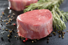 Angus steak Royalty Free Stock Photo