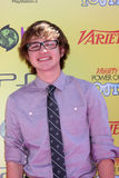 Angus T Jones, Angus T. Jones. LOS ANGELES - OCT 22:  Angus T. Jones arriving at the 2011 Variety Power of Youth Evemt at the Paramount Studios on October 22 Stock Photo