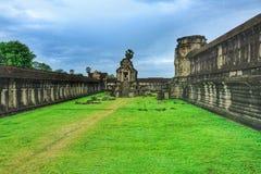 Angkorwat. Cambodia unseen stone asia travel Khmer holiday royalty free stock photo