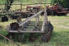 Anhängerkupplung für Traktoren und Mähdrescher Lizenzfreie Stockfotografie