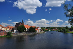 anhalt Γερμανία havelberg Σαξωνία Στοκ φωτογραφία με δικαίωμα ελεύθερης χρήσης