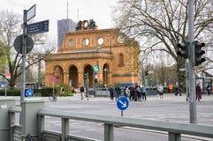 Anhalter Bahnhof, Βερολίνο - Γερμανία Στοκ Εικόνες