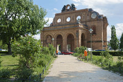 Anhalter Bahnhof, Berlin Royalty Free Stock Photo