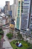 Anhangabau dal Royaltyfri Foto