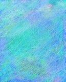 Anhelo del azul Foto de archivo