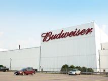Anheuser- Busch. Baldwinsville, New York, USA- July 5,2015. Exterior of  the Anheuser- Busch factory Stock Photos