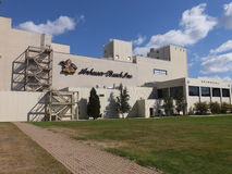 Anheuser-Busch brewery in Merrimack, New Hampshire Stock Image