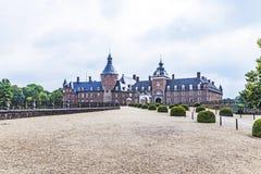 Anholt Castle στη Γερμανία Στοκ Εικόνες