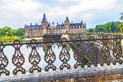 Anholt Castle στη Γερμανία Στοκ Εικόνα