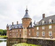 Anholt Castle στη Γερμανία Στοκ εικόνες με δικαίωμα ελεύθερης χρήσης