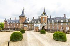 Anholt Castle στη Γερμανία Στοκ Φωτογραφία