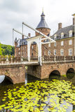 Anholt Castle in Germany Royalty Free Stock Photo