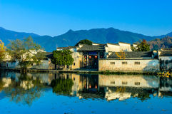 Free Anhui Hongcun Royalty Free Stock Images - 30643879