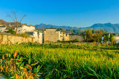 Anhui hongcun Stock Photography