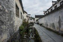 Anhui huangshan pass scenery Royalty Free Stock Photo