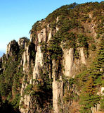 Anhui Huangshan Scenery Royalty Free Stock Images