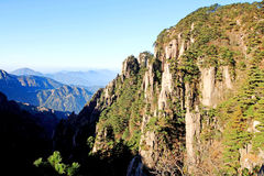 Anhui Huangshan Scenery Royalty Free Stock Photos