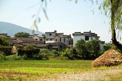 Anhui stad i Kina Fotografering för Bildbyråer
