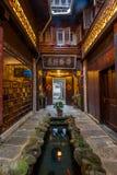 Anhui Yixian Hongcun το πανδοχείο Στοκ εικόνες με δικαίωμα ελεύθερης χρήσης